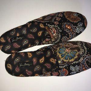 Vera Bradley Shoes - Vera Bradley House Slippers Size 9-10